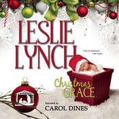 Christmas Grace Audiobook, by Leslie Lynch