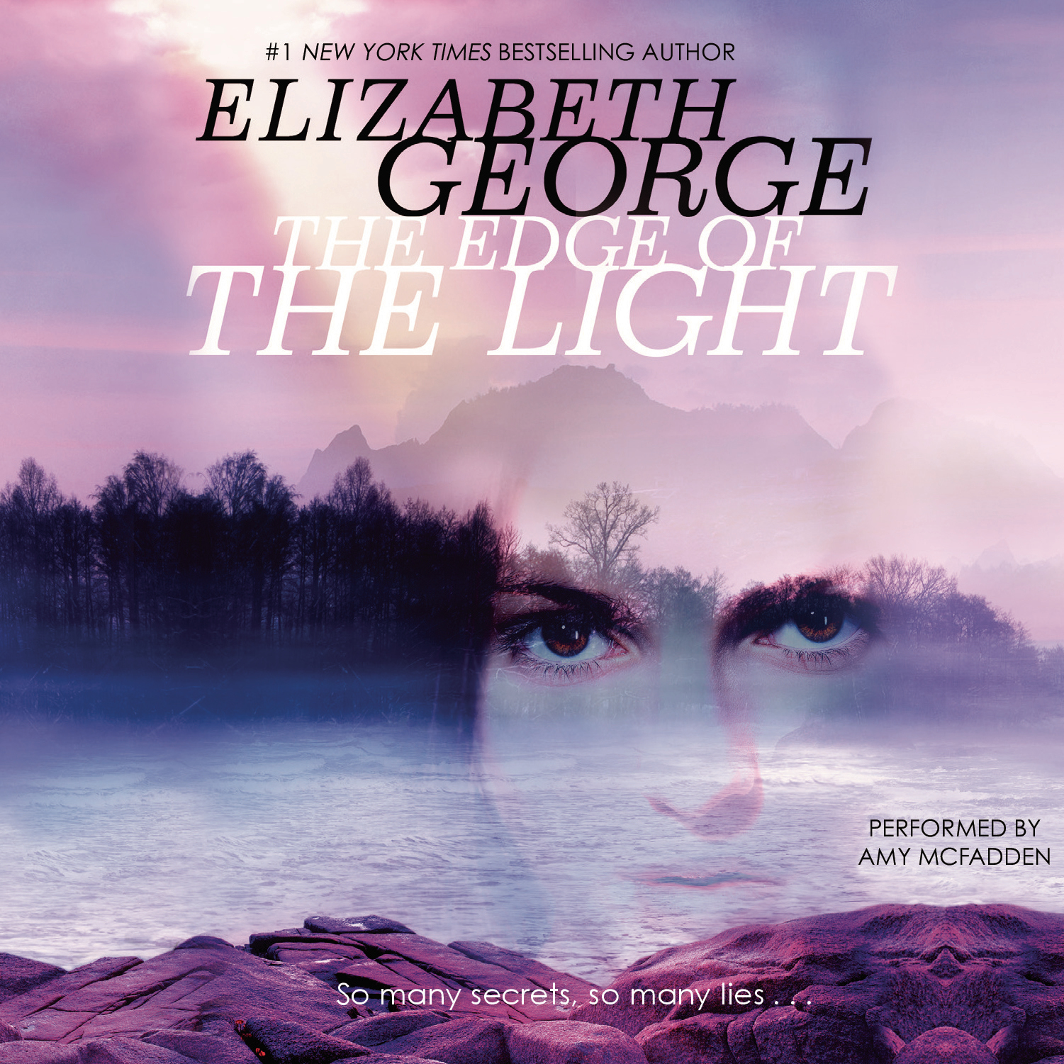 Printable The Edge of the Light Audiobook Cover Art