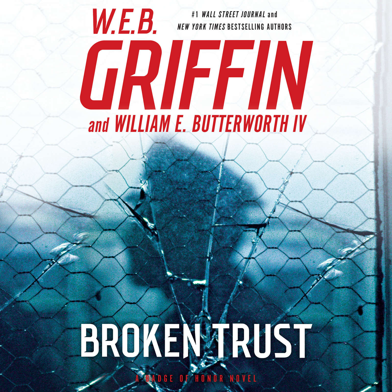 Printable Broken Trust Audiobook Cover Art