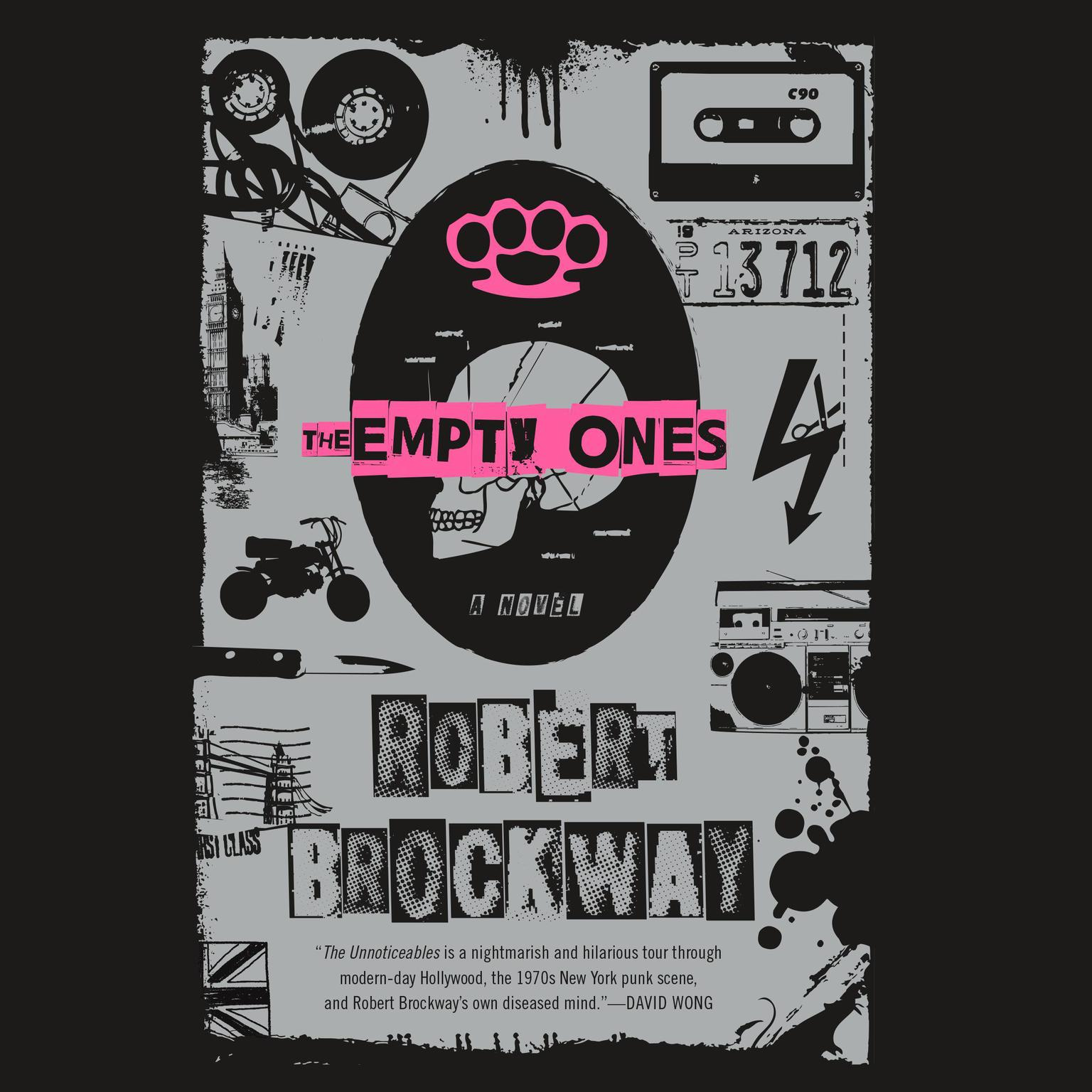 Printable The Empty Ones: A Novel Audiobook Cover Art