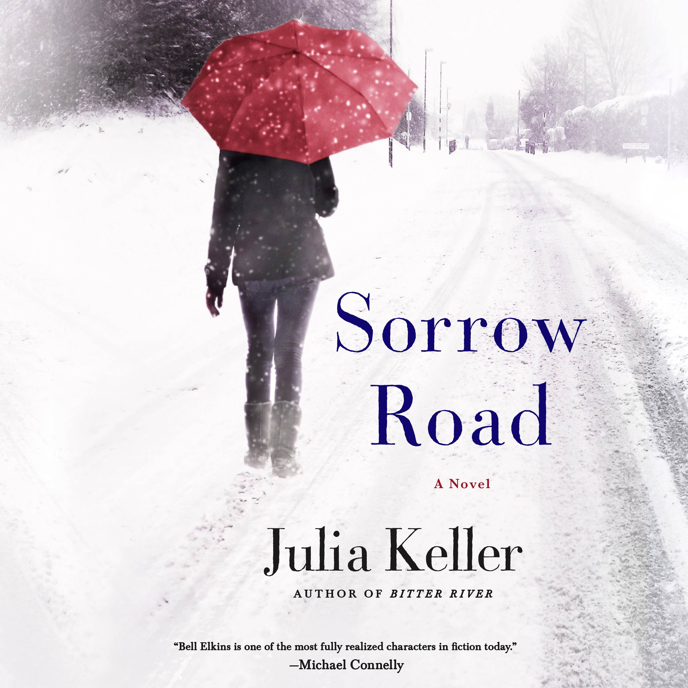 Printable Sorrow Road: A Novel Audiobook Cover Art