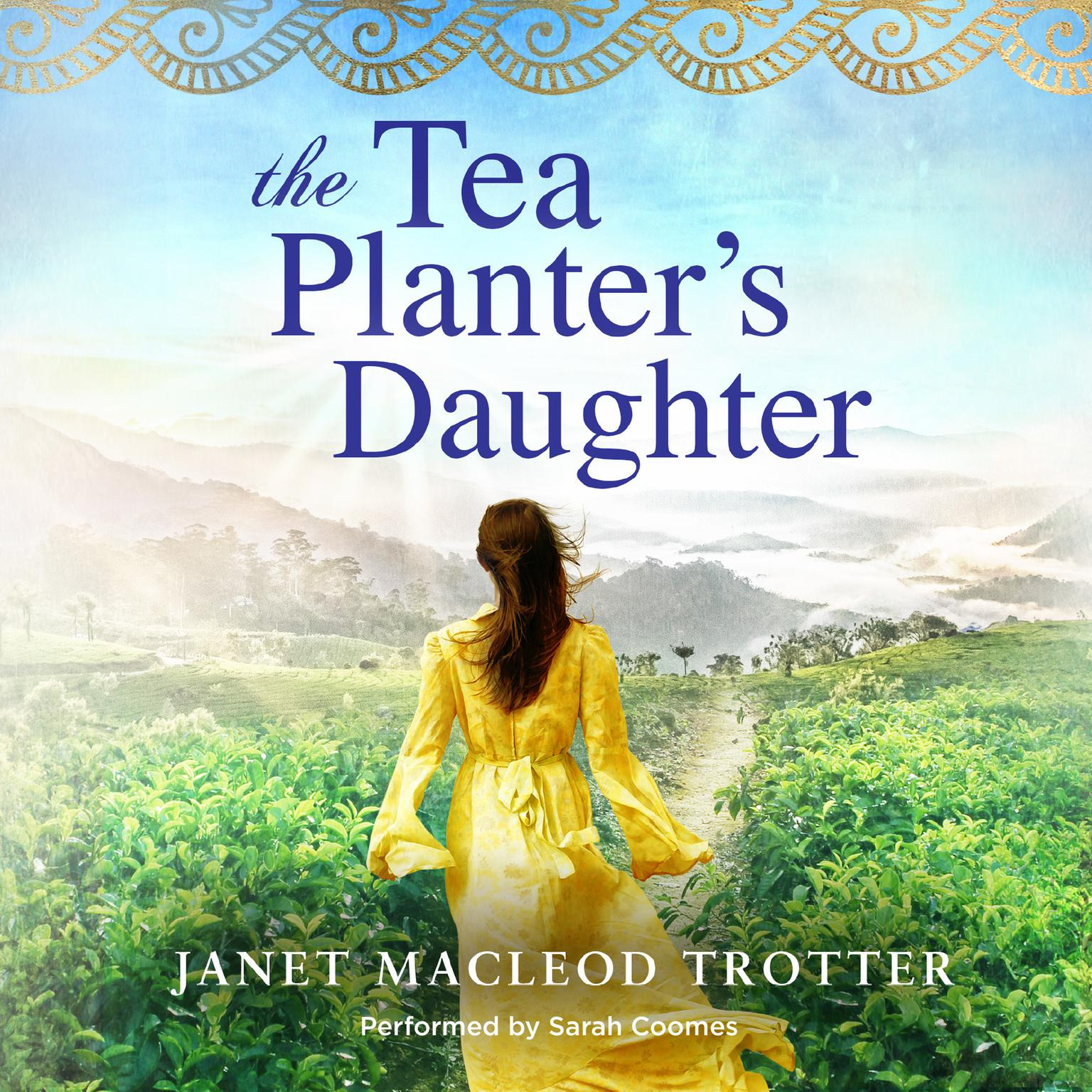 Printable The Tea Planter's Daughter Audiobook Cover Art