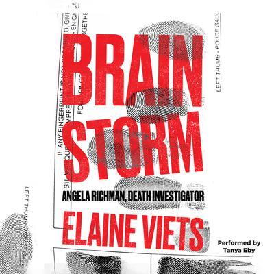 Brain Storm Audiobook, by Elaine Viets