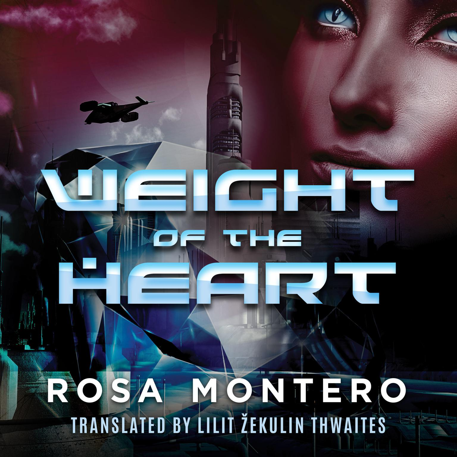 Printable Weight of the Heart Audiobook Cover Art