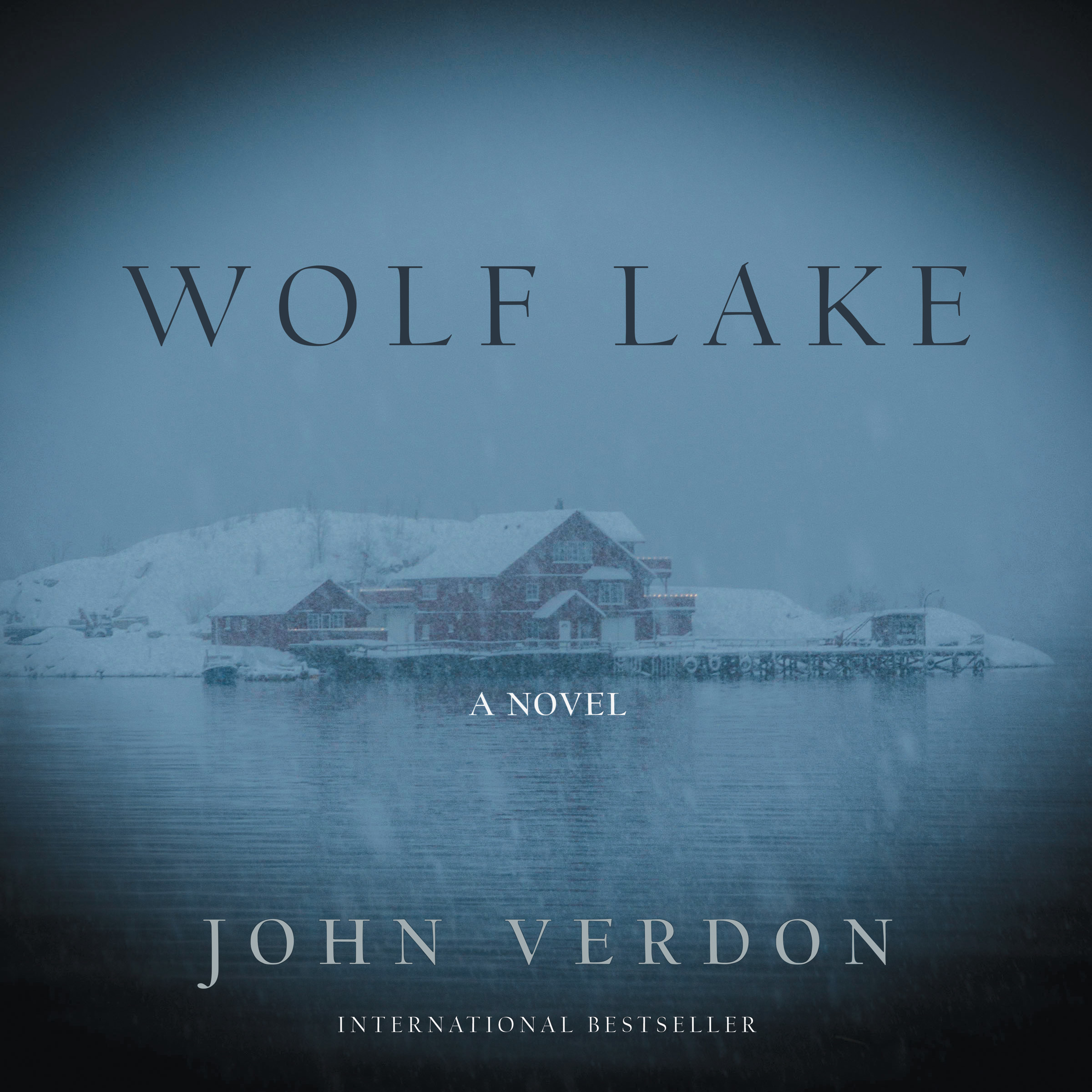 Printable Wolf Lake: A Novel Audiobook Cover Art