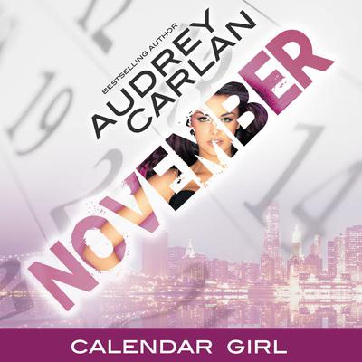 November Audiobook, by Audrey Carlan