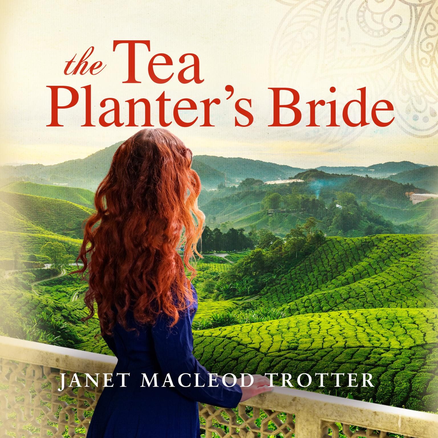 Printable The Tea Planter's Bride Audiobook Cover Art