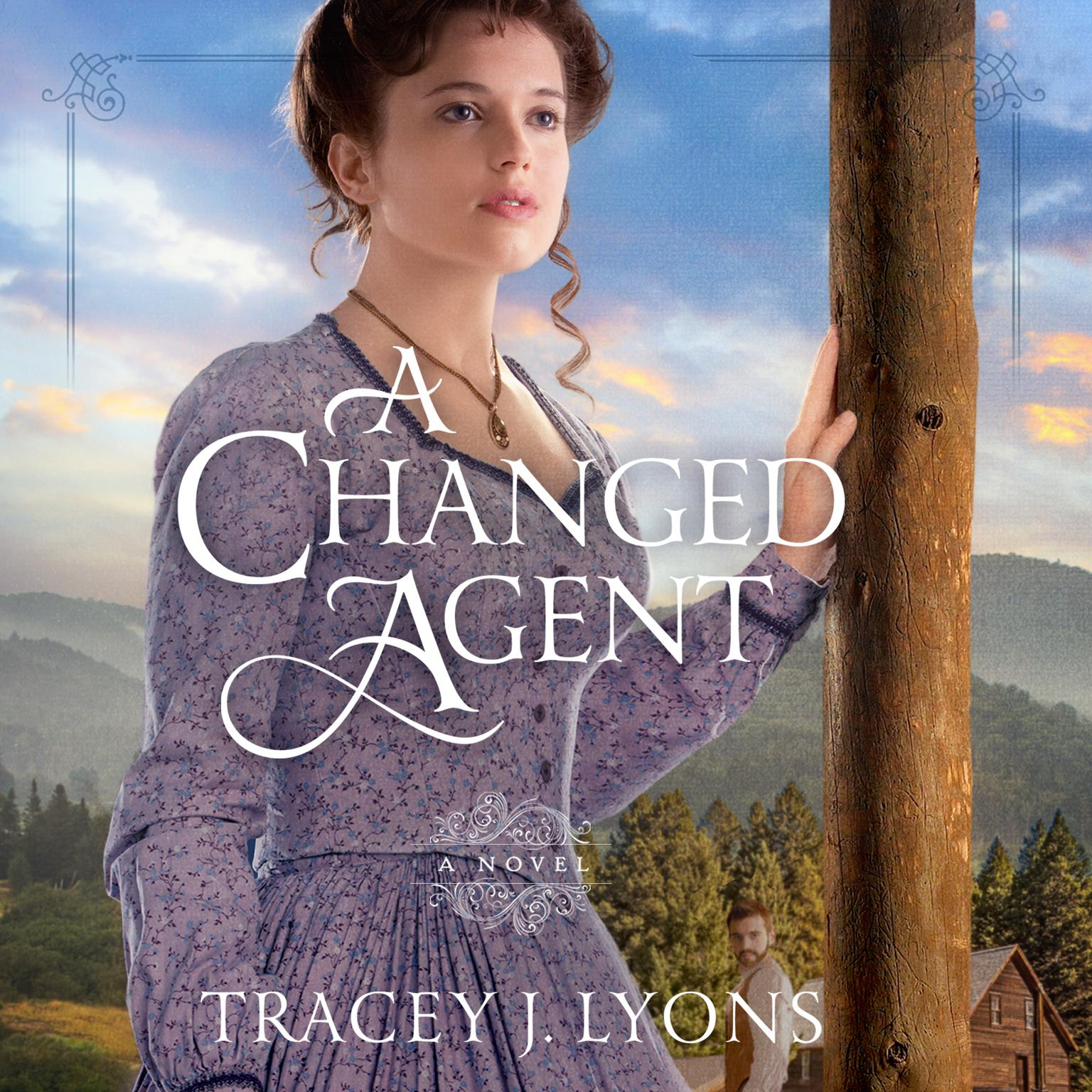 Printable A Changed Agent Audiobook Cover Art
