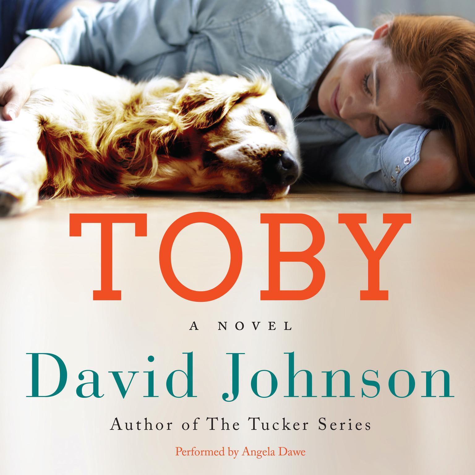 Printable Toby: A Novel Audiobook Cover Art