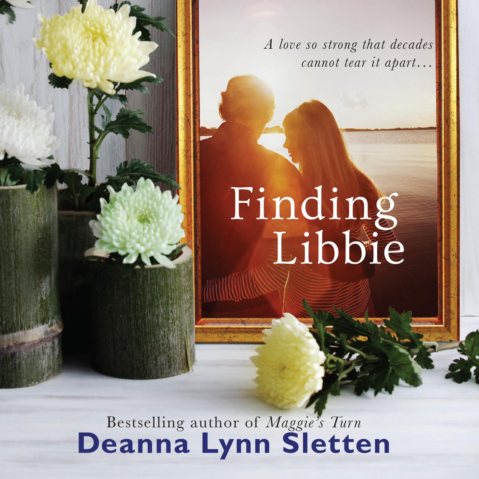 Printable Finding Libbie Audiobook Cover Art
