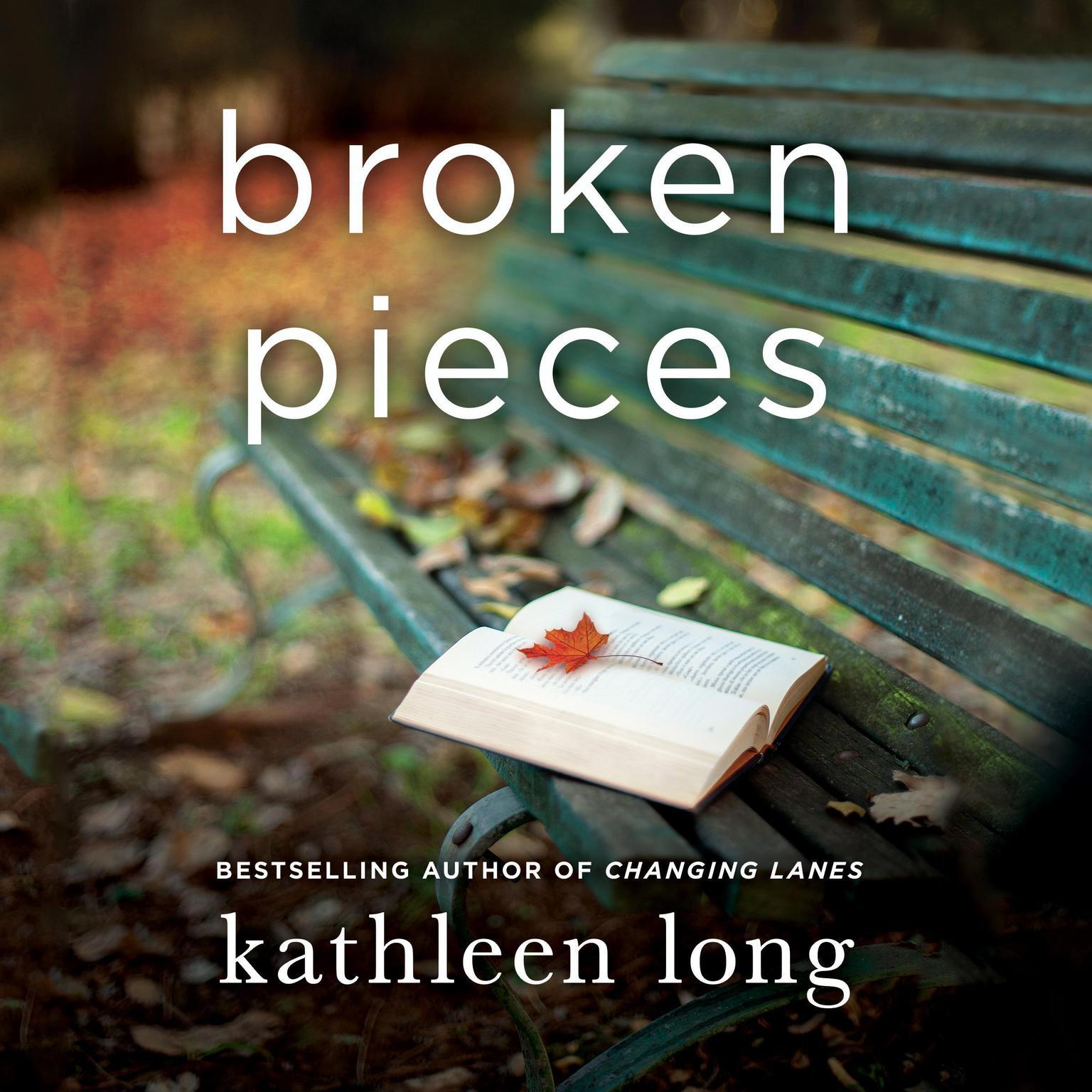 Printable Broken Pieces: A Novel Audiobook Cover Art