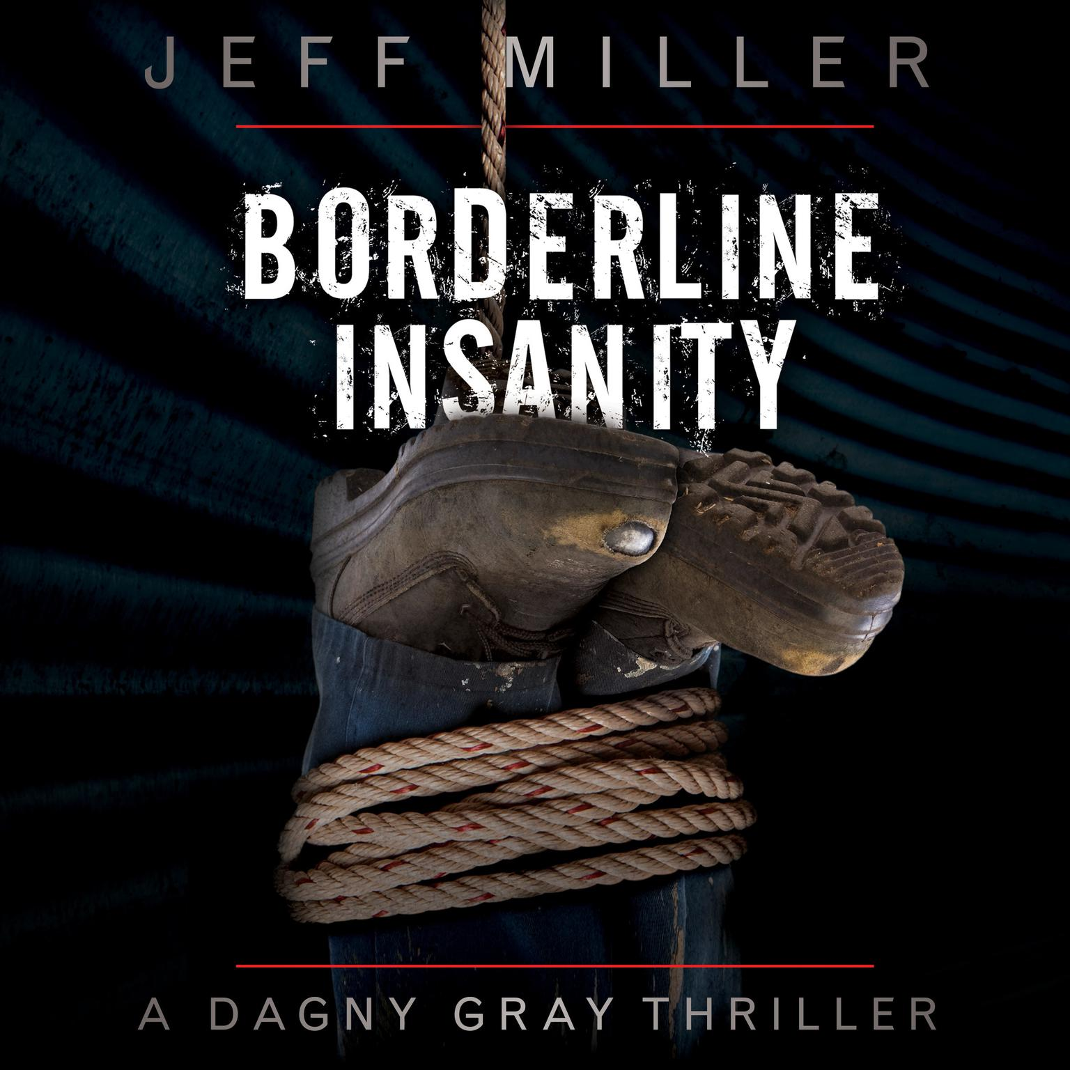 Printable Borderline Insanity Audiobook Cover Art