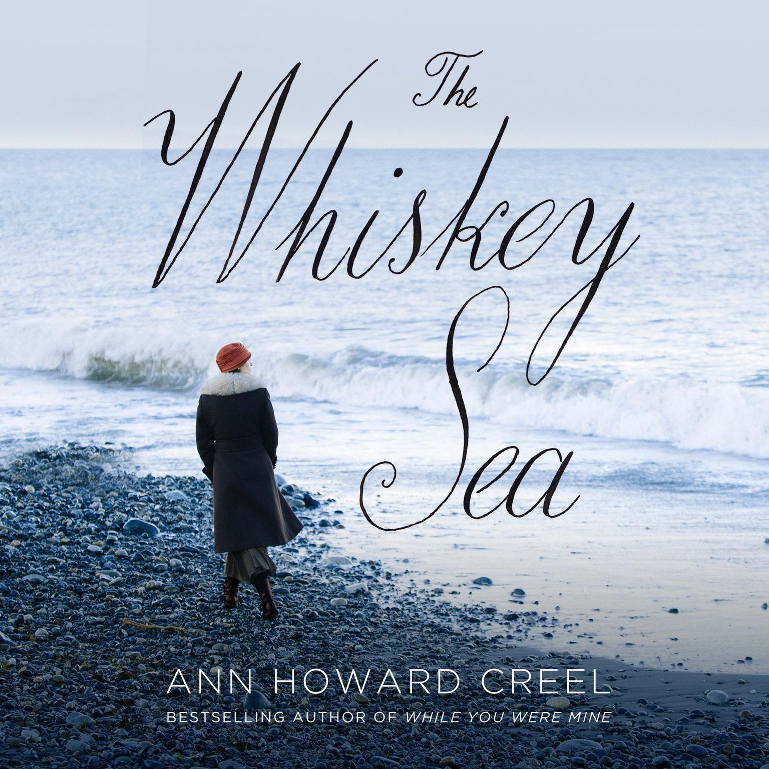 Printable The Whiskey Sea Audiobook Cover Art