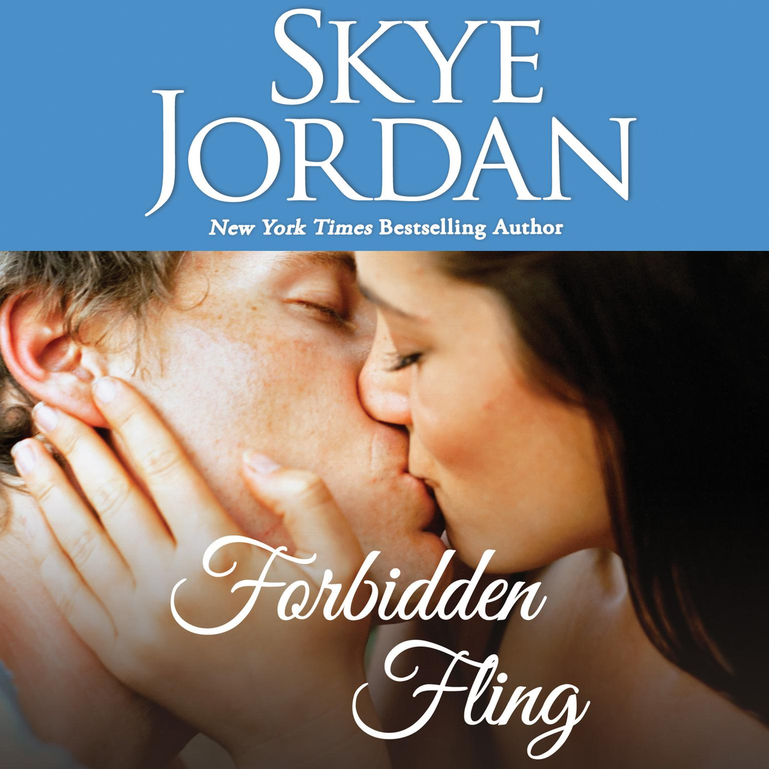 Printable Forbidden Fling Audiobook Cover Art