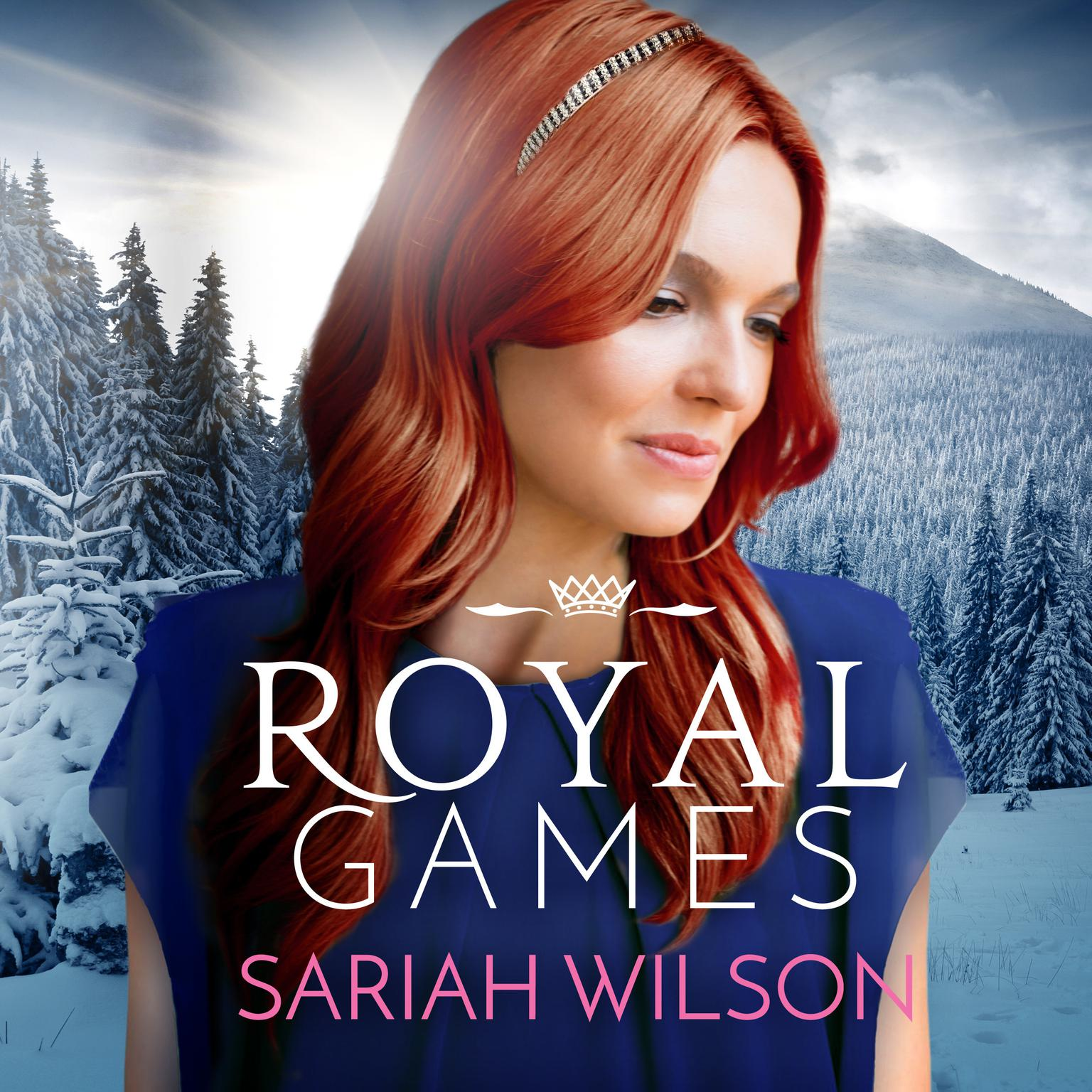 Printable Royal Games Audiobook Cover Art