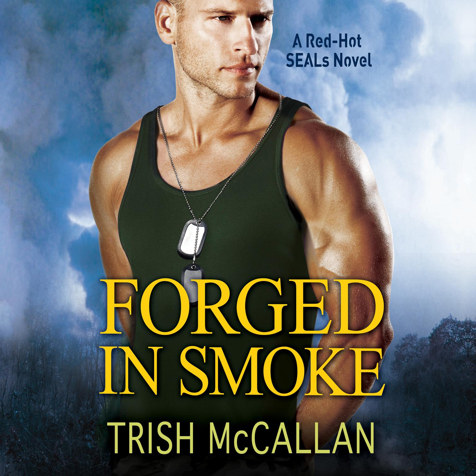 Printable Forged in Smoke Audiobook Cover Art