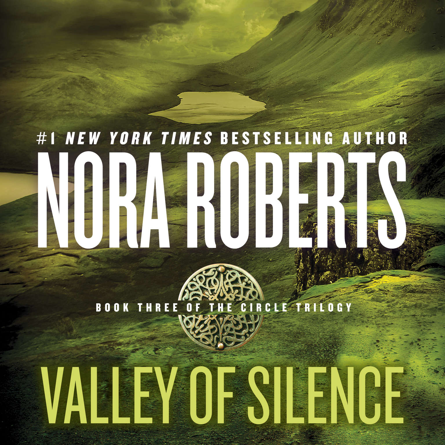 Valley of Silence (Abridged) Audiobook, by Nora Roberts