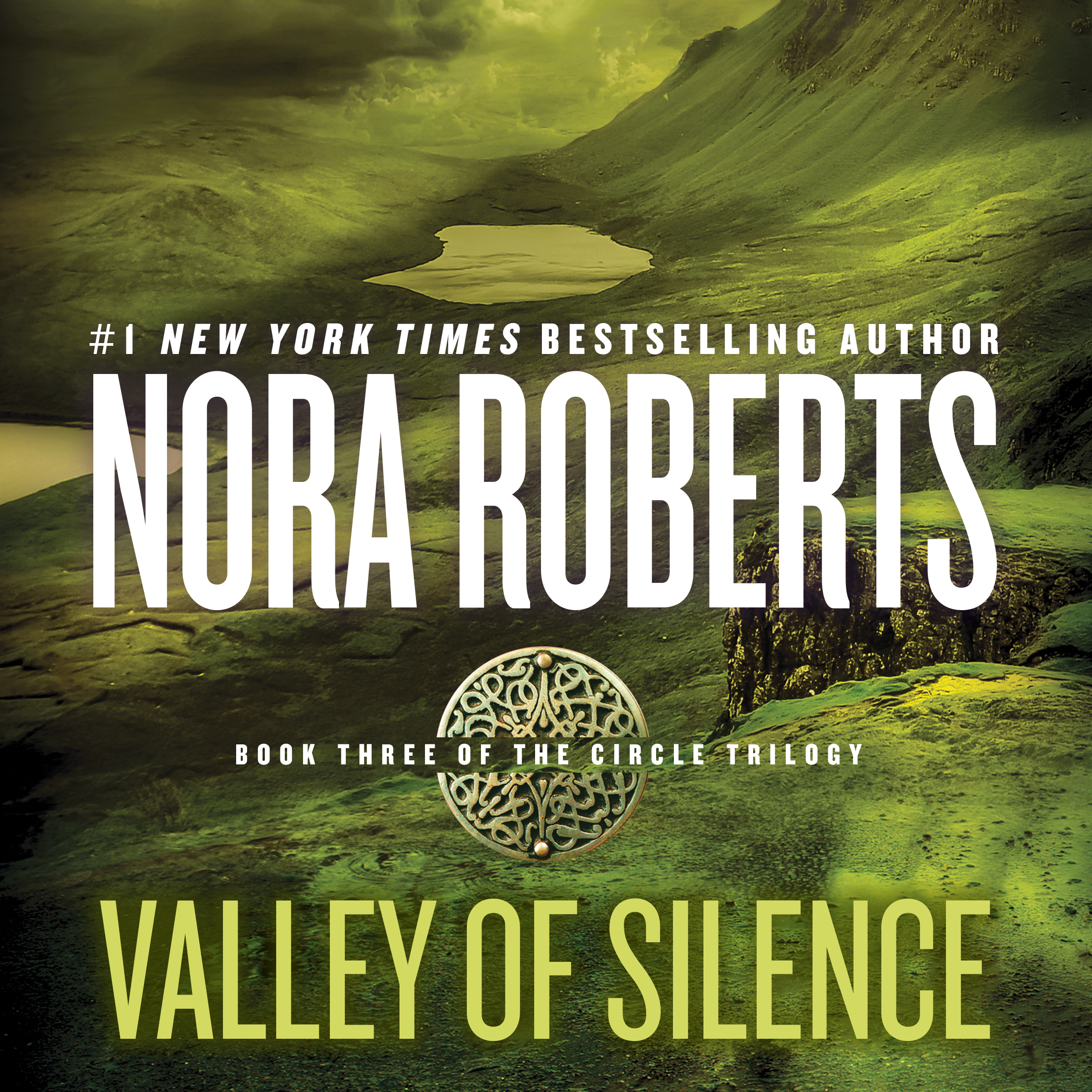 Printable Valley of Silence Audiobook Cover Art