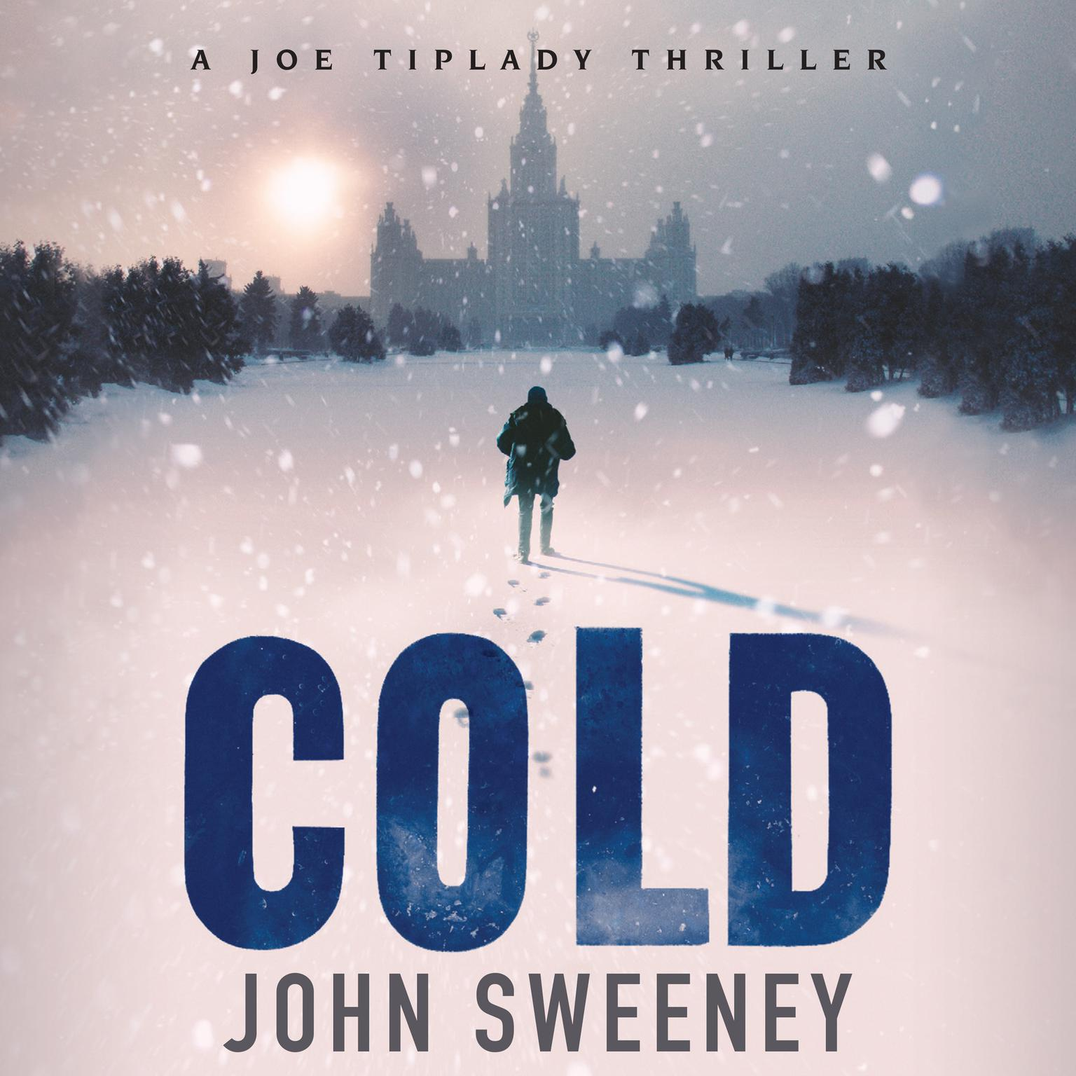 Printable Cold: A Joe Tiplady Thriller Audiobook Cover Art