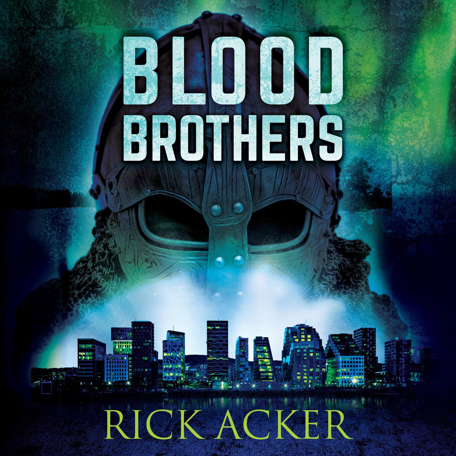 Printable Blood Brothers Audiobook Cover Art