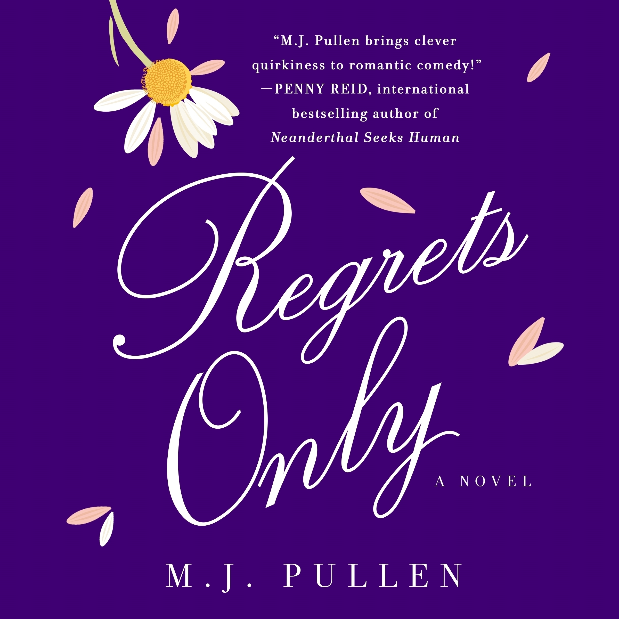 Printable Regrets Only: A Novel Audiobook Cover Art