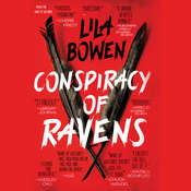 Conspiracy of Ravens, by Lila Bowen
