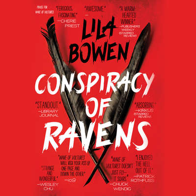 Conspiracy of Ravens Audiobook, by Lila Bowen