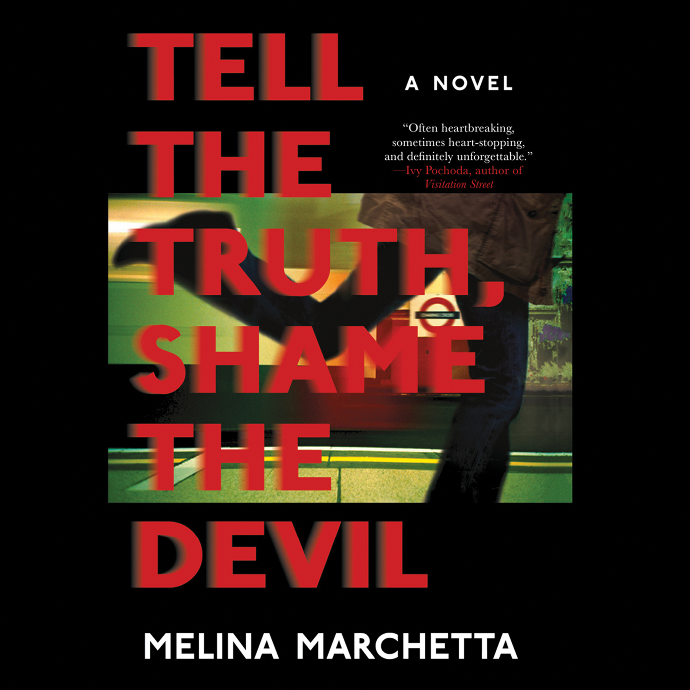 Printable Tell the Truth, Shame the Devil Audiobook Cover Art