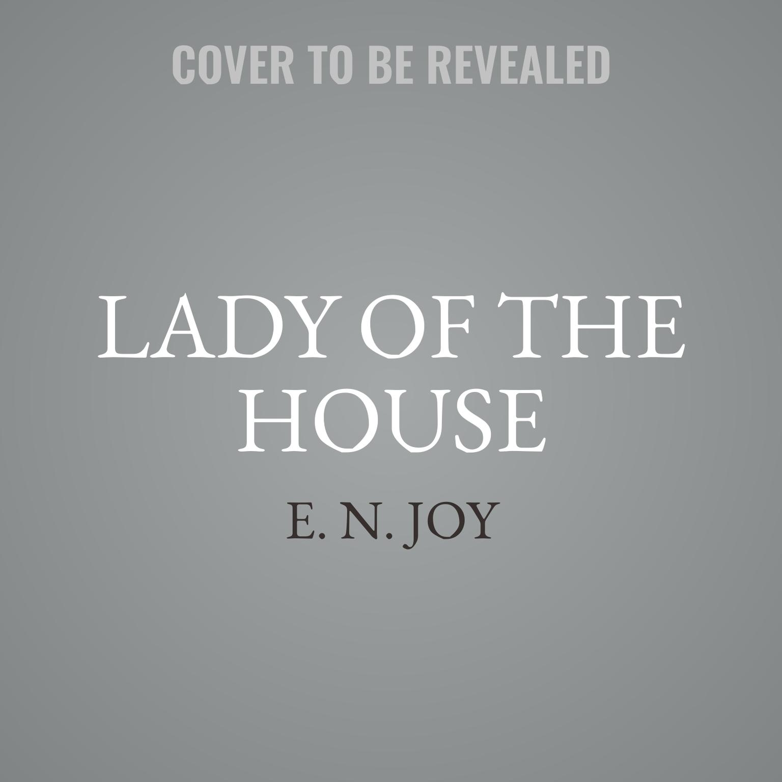 Printable Lady of the House Audiobook Cover Art