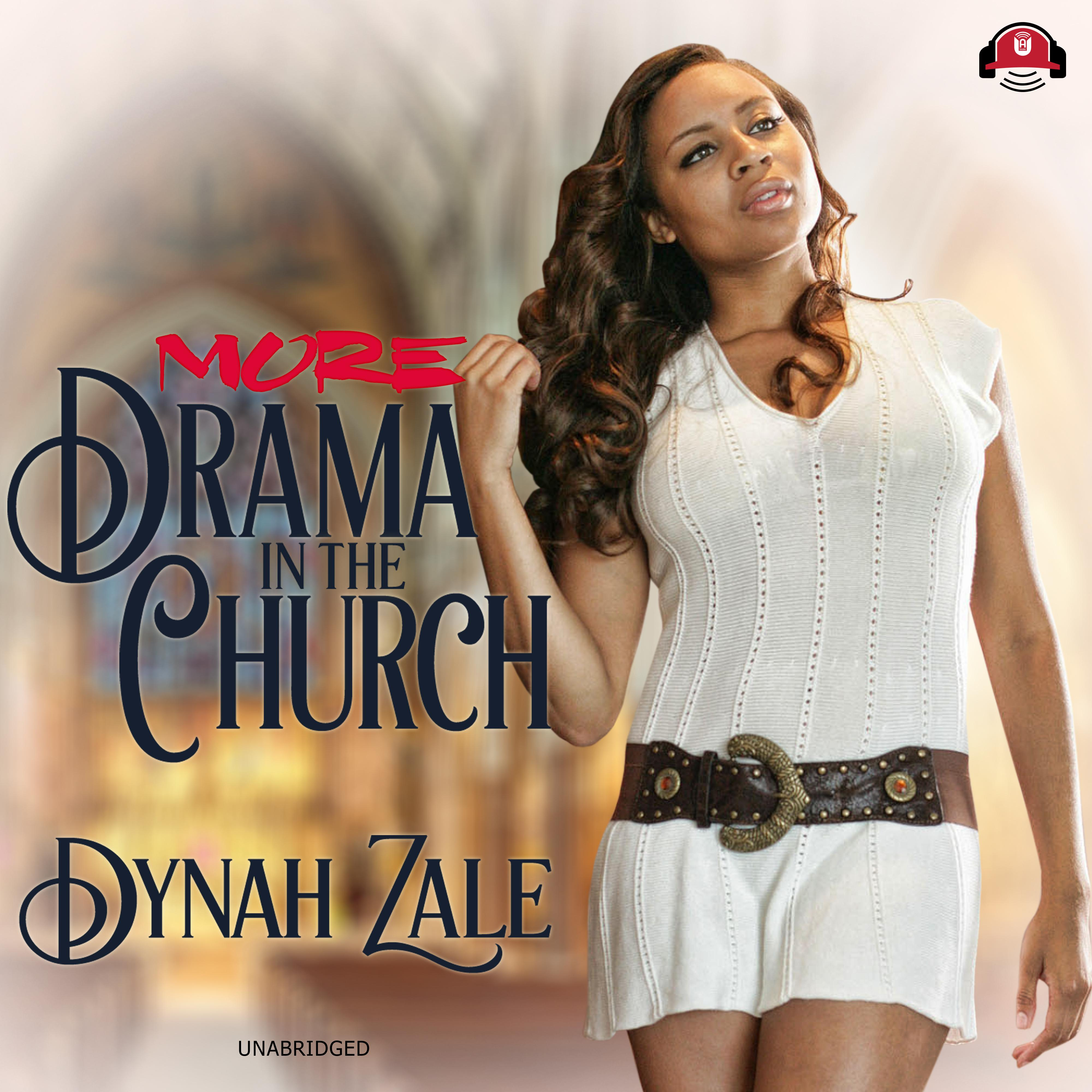 Printable More Drama in the Church Audiobook Cover Art