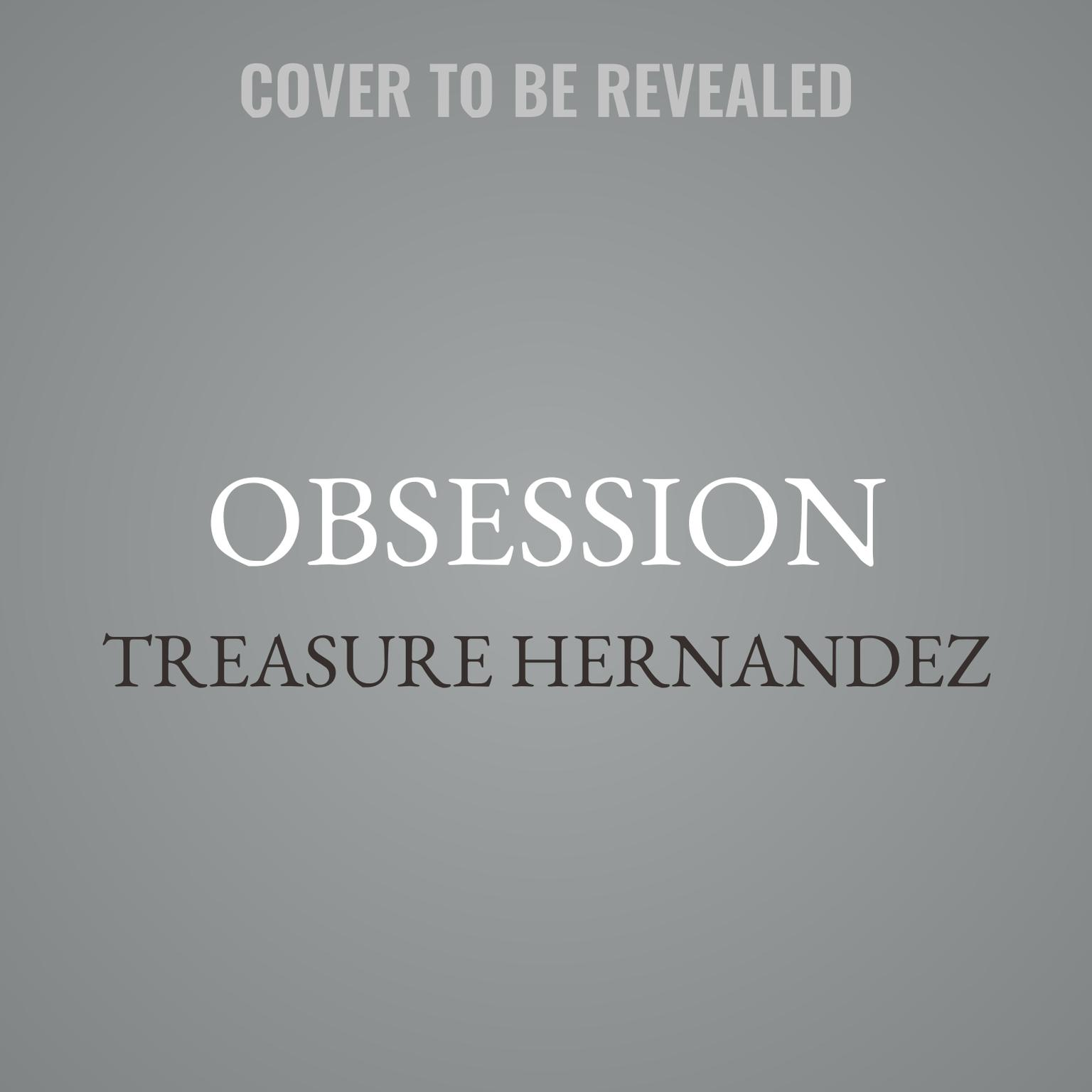 Printable Obsession Audiobook Cover Art