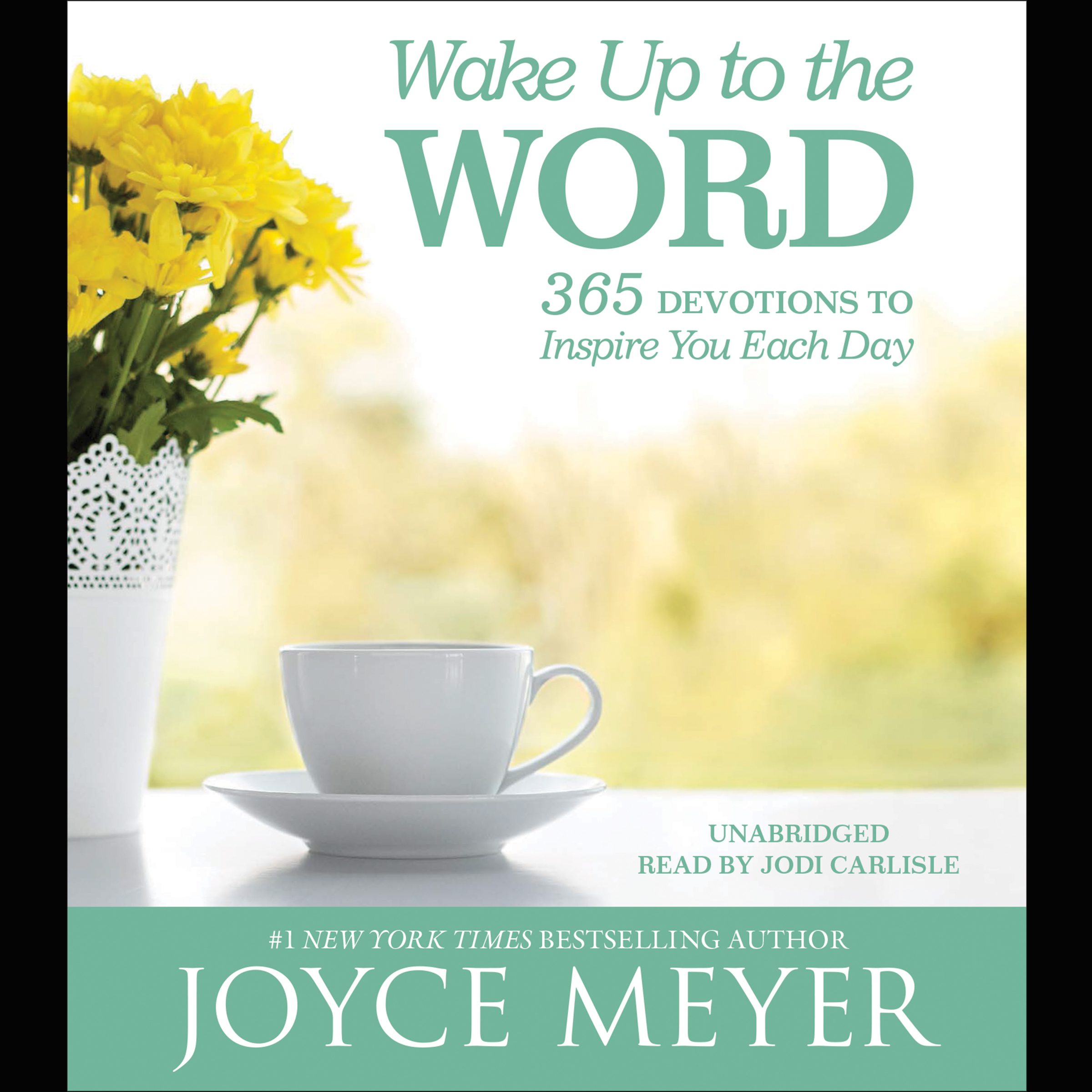 Printable Wake Up to the Word: 365 Devotions to Inspire You Each Day Audiobook Cover Art