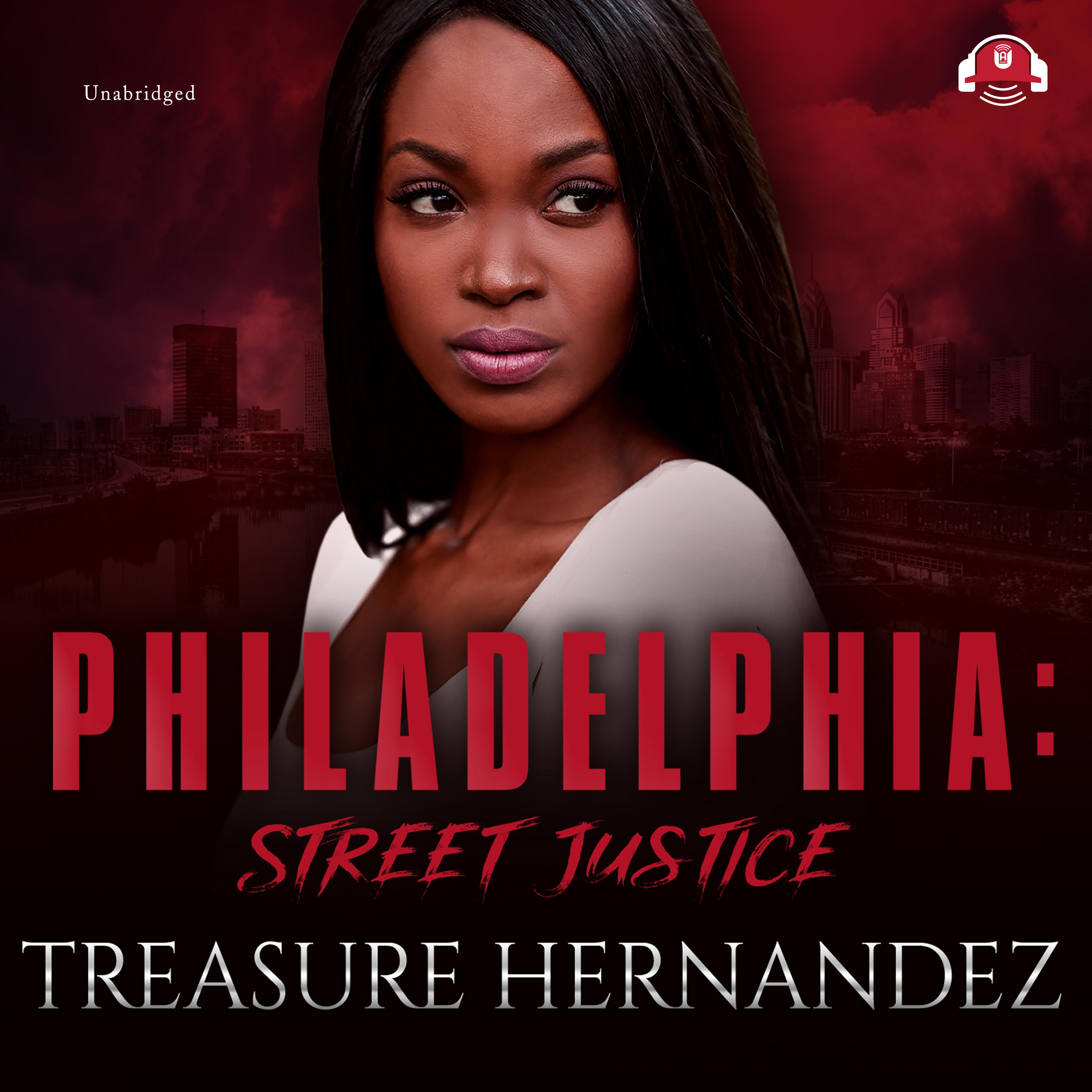 Printable Philadelphia: Street Justice Audiobook Cover Art