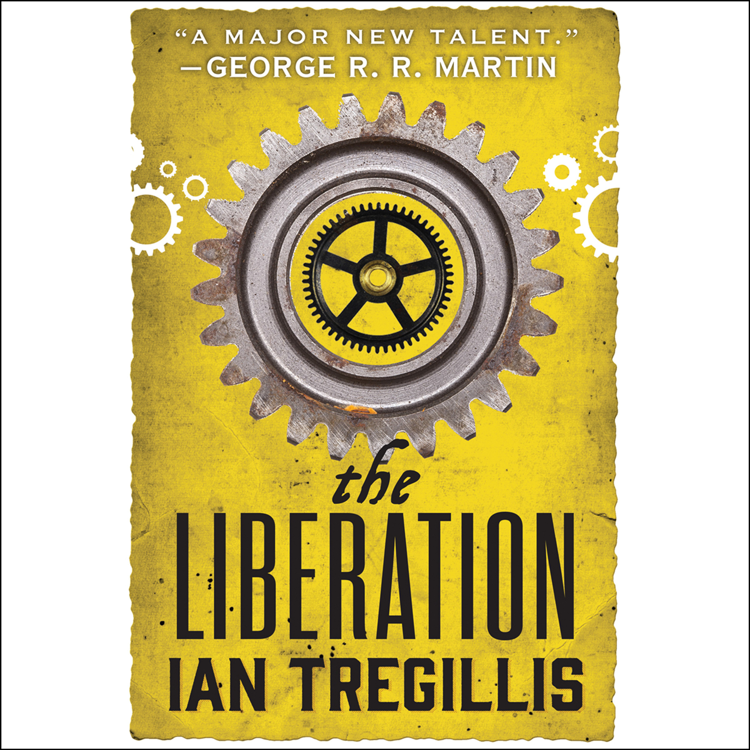 Printable The Liberation Audiobook Cover Art