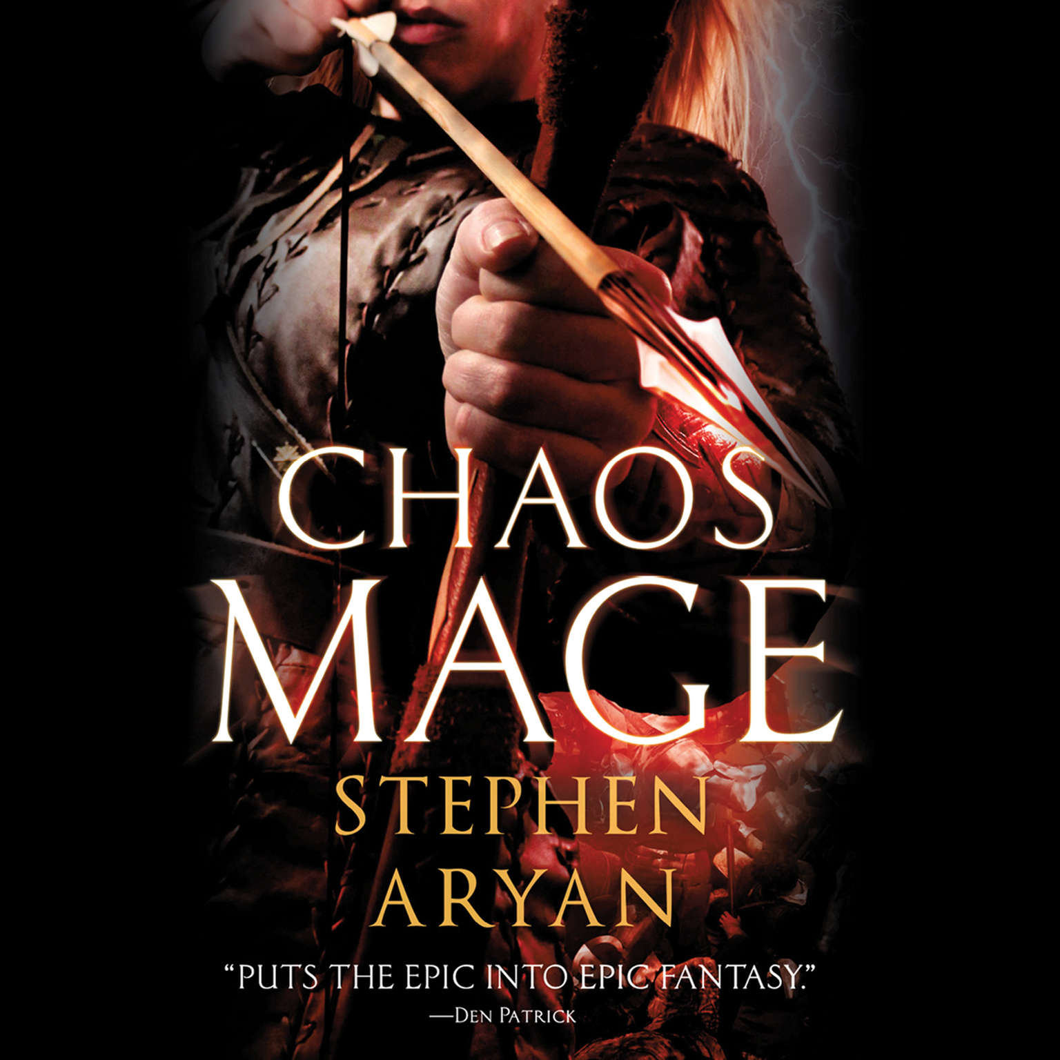Chaosmage Audiobook, by Stephen Aryan
