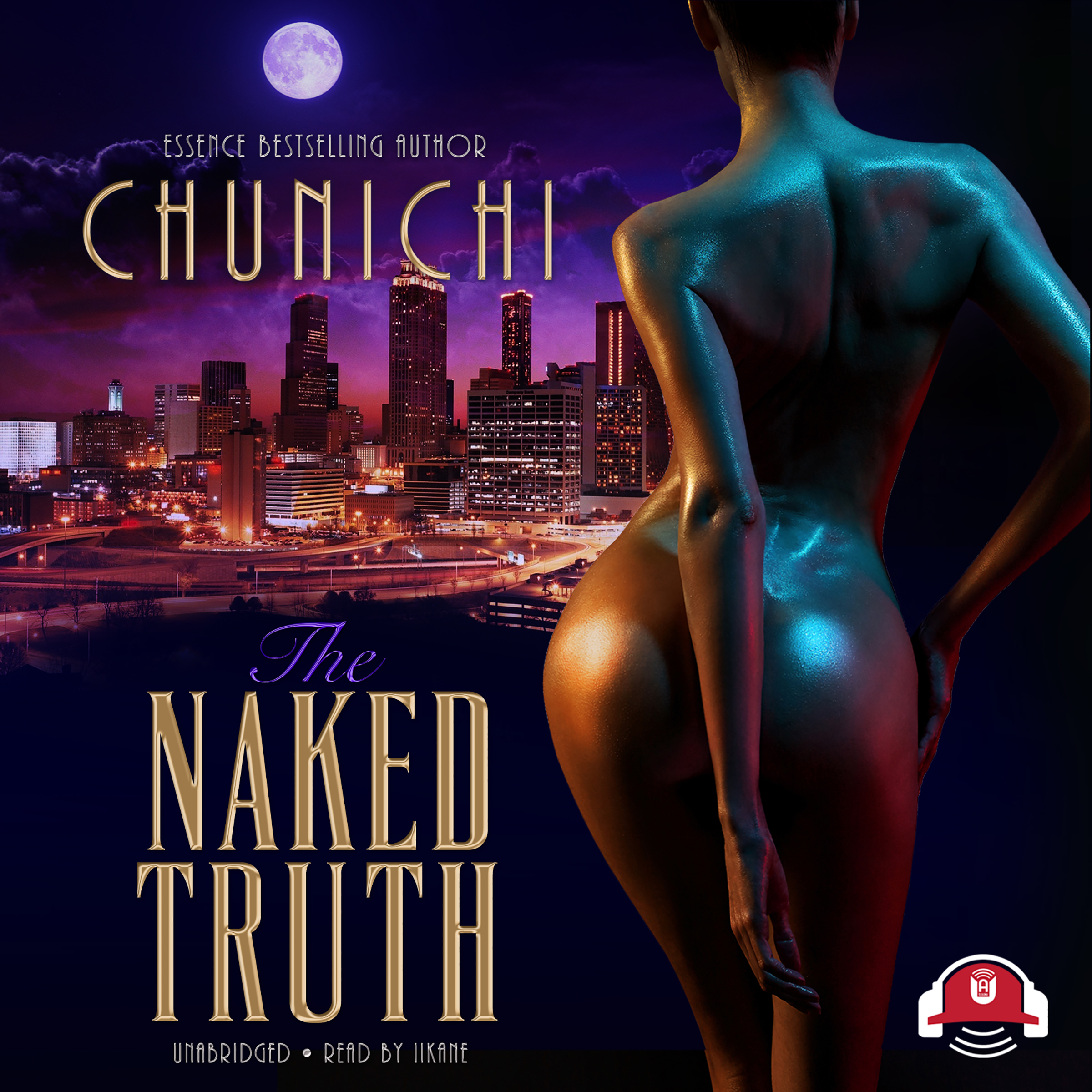 Printable The Naked Truth Audiobook Cover Art