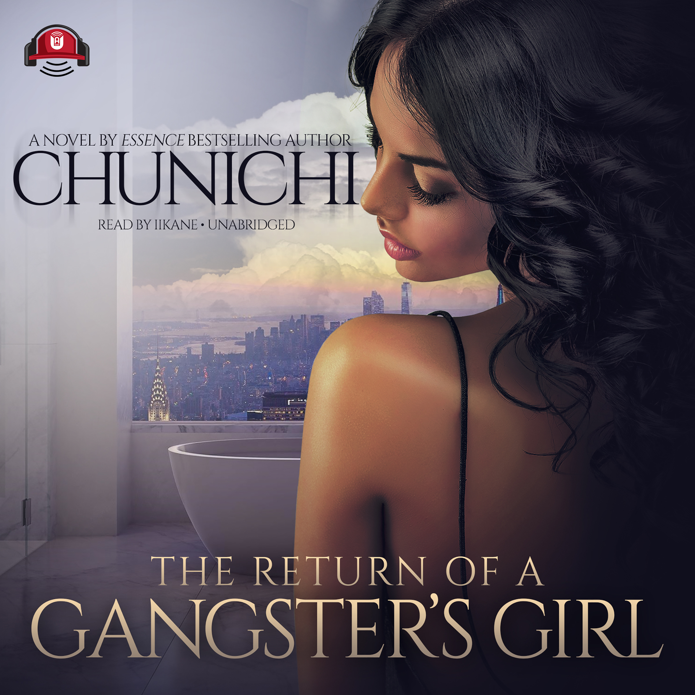 Printable The Return of a Gangster's Girl Audiobook Cover Art