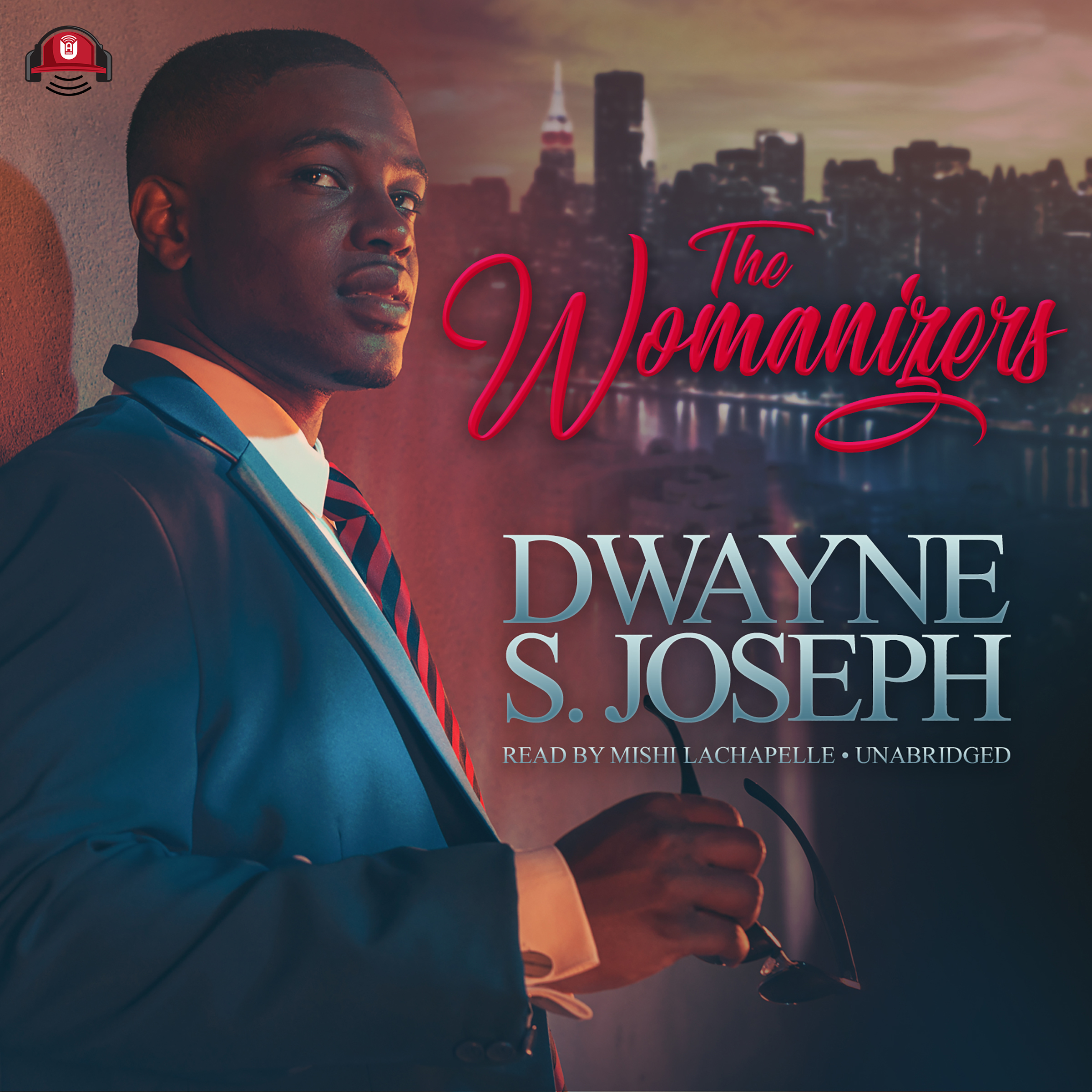 Printable The Womanizers Audiobook Cover Art