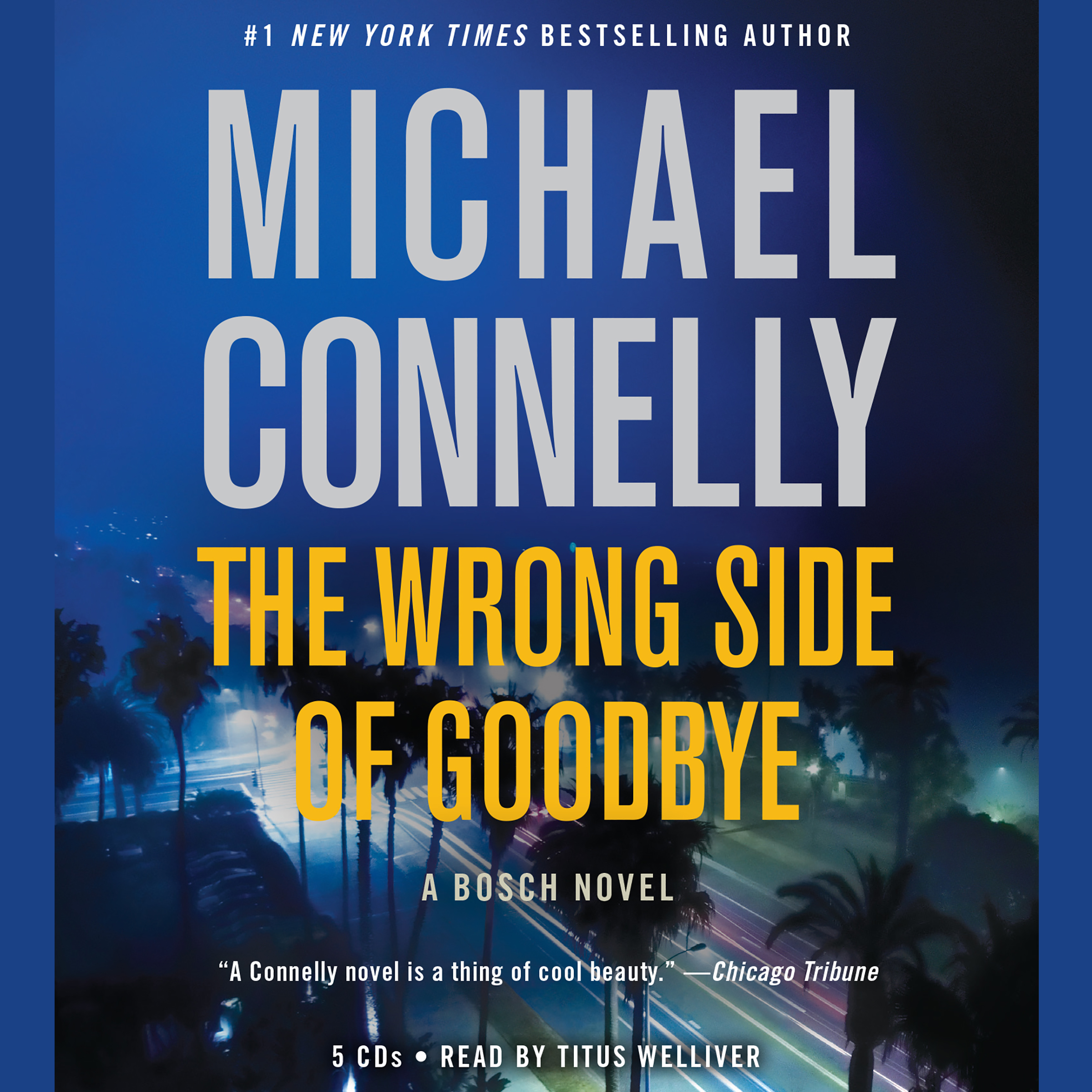 Printable The Wrong Side of Goodbye Audiobook Cover Art