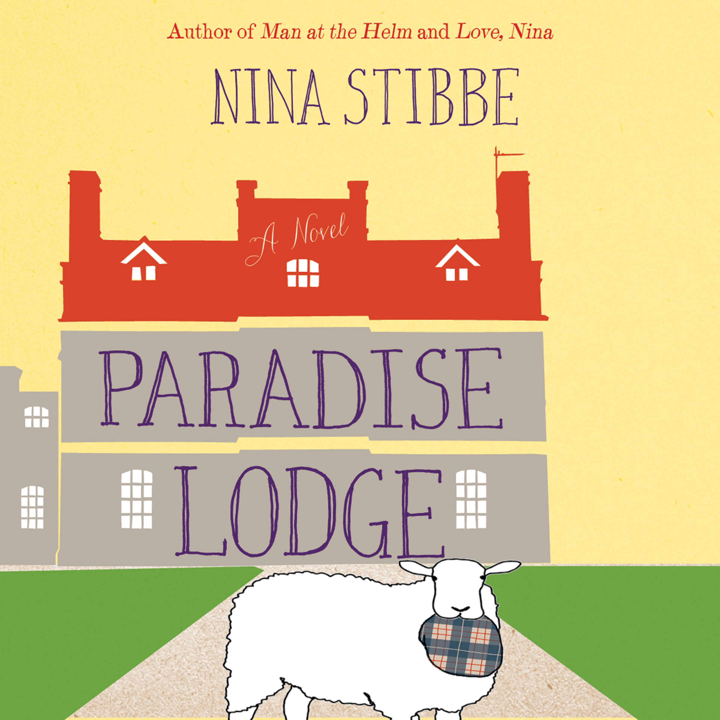 Printable Paradise Lodge Audiobook Cover Art