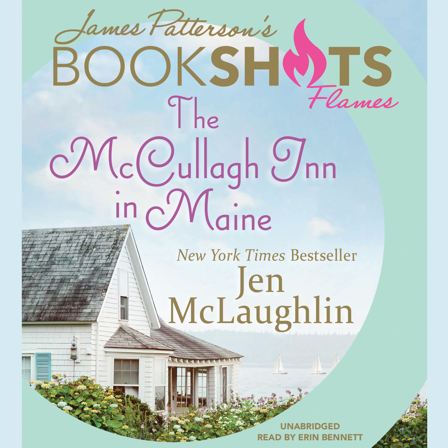 Printable The McCullagh Inn in Maine Audiobook Cover Art