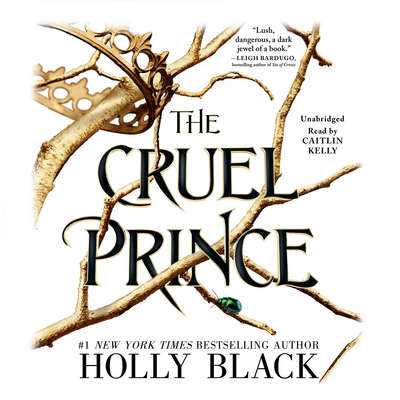 The Cruel Prince Audiobook, by Holly Black