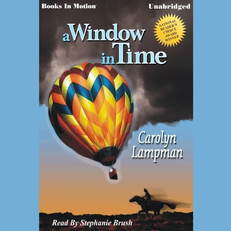 Printable A Window In Time Audiobook Cover Art