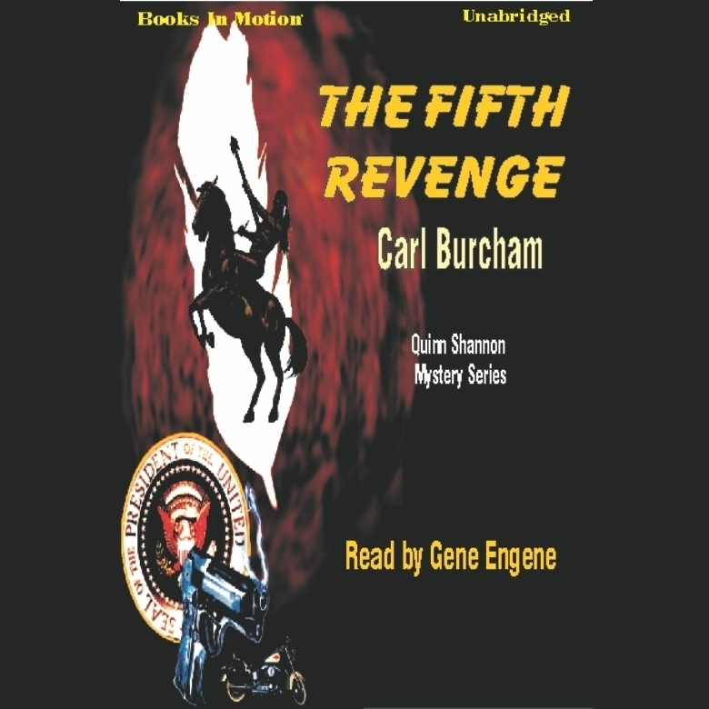 Printable The Fifth Revenge Audiobook Cover Art