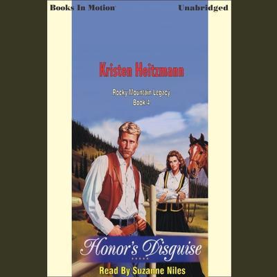Honors Disguise Audiobook, by Kristen Heitzmann