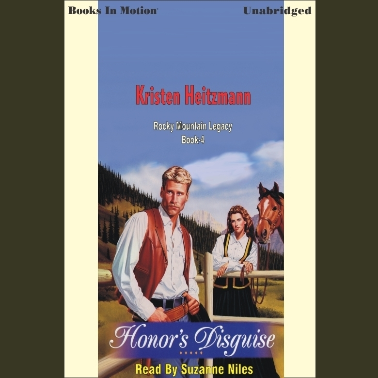 Printable Honor's Disguise Audiobook Cover Art