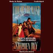 Im Off to Montana for to Throw the Hoolihan Audiobook, by Stephen Bly