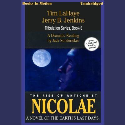 Nicolae Audiobook, by Tim LaHaye/Jerry B Jenkins