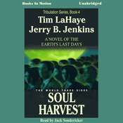 Soul Harvest Audiobook, by Tim LaHaye/Jerry B Jenkins