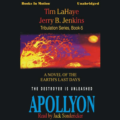 Apollyon Audiobook, by Tim LaHaye/Jerry B Jenkins